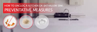 Unclogging A Kitchen Sink by How To Unclog A Sink A Diy Guide London Drainage Services
