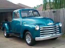 100 52 Chevy Truck My 53 Traded For Cars Trucks S