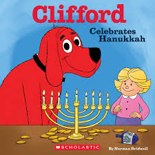 Cliffords Halloween Norman Bridwell by Clifford Celebrates Hanukkah By Norman Bridwell