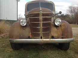100 1938 International Truck Pickup Project Car For Sale