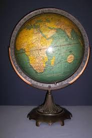 Nystrom Desk Atlas Online by 26 Best Antique Terrestrial Globes Images On Pinterest Vintage