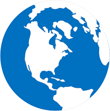 Simple Globe Clip Art at Clker vector clip art online
