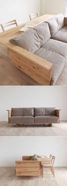 15 Ingeniosos Muebles Para Ahorrar Espacio Muebles De Madera