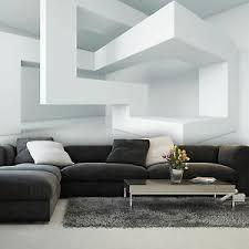 details zu vlies fototapete 3d effekt geometrie abstrakt optik ausblick wohnzimmer tapete 7
