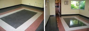 vinyl composition tile or vct cleaning and polishing services