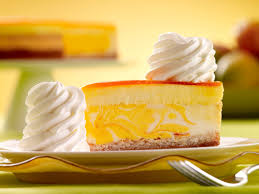 Mango Key Lime Cheesecake