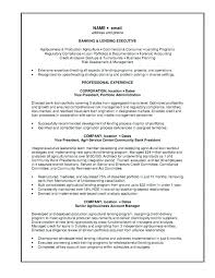 Branch Manager Sample Resume Trainee