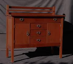 Charles Stickley Rocking Chair by Voorhees Craftsman Mission Oak Furniture Gustav Stickley