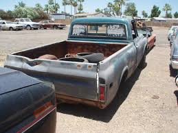 1972 GMC-Truck 1/2 (#72GT3357D) | Desert Valley Auto Parts