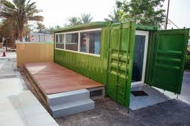 100 Converted Containers Ras Al Khaimah Goes Green With Repurposed Shipping