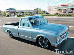 1967 Chevy C10 - Plan