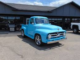 1955 Ford F100 For Sale #2142317 - Hemmings Motor News 132949 1955 Ford F100 Rk Motors Classic Cars For Sale 2wd Regular Cab Sale Near Birmingham Alabama 2142317 Hemmings Motor News 10 Vintage Pickups Under 12000 The Drive Listing Id Cc81091 Classiccarscom Pickup Truck For Best Image Kusaboshicom Bsi 1956 X100 Boasts Fseries Looks Coyote V8 Power Cc1133652 346050 Rear Wheel Michigan Muscle Old Panel F270 Kissimmee 2015 87400 Mcg