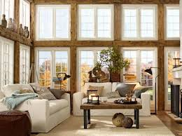 charming pottery barn living room decor for your modern home