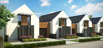 100 Semi Detached House Design Design Zb25 Of A Semidetached House With A