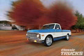 100 Family Trucks 1972 Chevy C10 A Part Of The Hot Rod Network