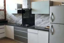 Modular Kitchen U Shaped Design Very Small C Designs
