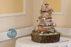 Wedding Wednesday 4 Rustic Cakes Youll Love