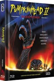 Pumpkinhead 2 Blood by Pumpkinhead Ii Blood Wings Blu Ray Uncut Streng Limitiertes