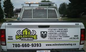 100 Tow Truck Edmonton Heavy Duty Ing Ing Services S