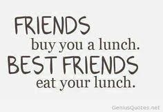 50 Best Lunch Quotes Images On Pinterest