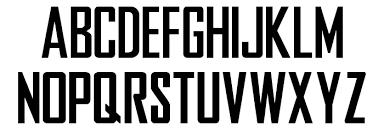bureau free nike bureau font