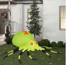Halloween Inflatable Spider Archway by Inflatable Spider Yard Decor Ebay