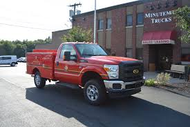 Emergency Vehicle Service - Minuteman Trucks, Inc.