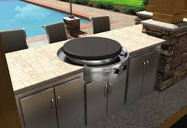 appliances based on necessity outdoor kitchen ideas on a deck