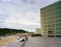 100 Rafael Moneo KURSAAL AUDITORIUM AND CONGRESS CENTER Arquitecto