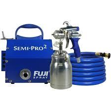 Fuji Spray Semi-PRO 2 HVLP Spray System-2202 - The Home Depot