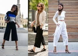 comment porter des chaussures avec un pantalon culotte