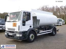 100 4x2 Truck IVECO Eurocargo ML190EL28 Fuel Tank 137 M3 4 Comp Fuel Trucks