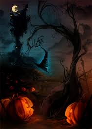 Scary Halloween Live Wallpapers by Happy Halloween By Yaichino On Deviantart