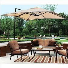 fset patio umbrella canada  fresh mainstays sand dune offset