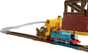 Thomas And Friends Tidmouth Sheds Trackmaster by Image Trackmaster Revolution Scrapyardescapeset4 Jpeg Thomas
