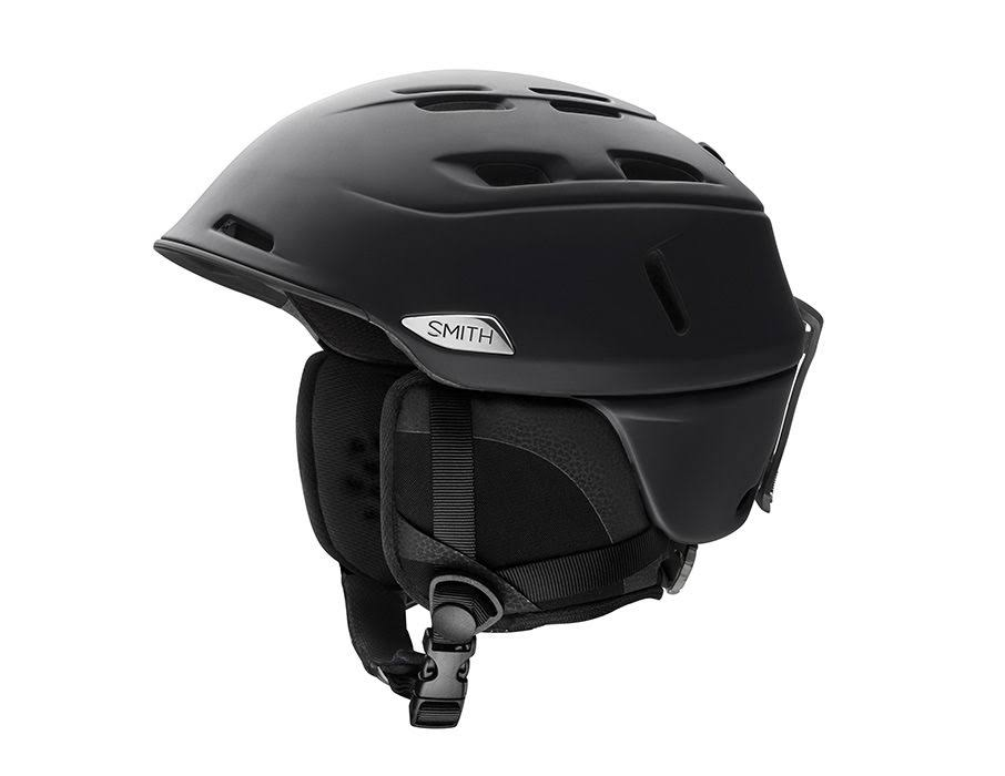 Smith Camber Helmet 2020 Matte Black Large