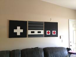 Painted This For My Player 2 Mens Room DecorGame