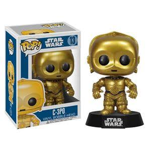 POP! Star Wars C-3PO Vinyl Bobble Head Action Figure