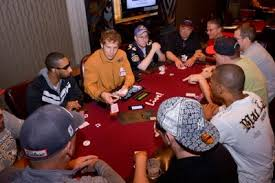 The New 52 Table Poker Room At Maryland Live Casino In Hanover