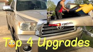 🌀Toyota Tundra 5.7L V8 IForce | Top 4 Upgrade Accessories For My ... 2016 Toyota Tundra Vs Nissan Titan Pickup Truck Accsories 2007 Crewmax Trd 5 7 Jive Up While Jaunting 2014 Accsories For Winter 2012 Grade 5tfdw5f11cx216500 Lakeside Off Road For Canopy Esp Labor Day Sale Tundratalknet Clear Chrome Led Headlights 1417 Recon Karl Malone Youtube 08 Belle Toyota Viking Offroad Shop Puretundracom