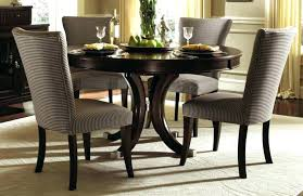 Round Kitchen Table With 4 Chairs The Set Of