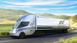 GSF Pre-Orders Four Tesla Electric Semis And Eyes A Future With ... Tesla To Make Autonomous Trucks Financial Tribune Fuel Cells Gain Momentum As Range Extenders For Electric Unveils Semi Truck And Roadster Curbed Industrial Warehouse Interior Delivery Shipping Cargo Western Star Home Mercedes Aero Trailer Concept Increases Efficiency Experts Talk In The Semitruck Business Walmart Debuts Futuristic Truck Introduces Wave Big Rig Wvideo