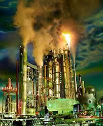 David LaChapelles Toxic Landscapes THE DIRT