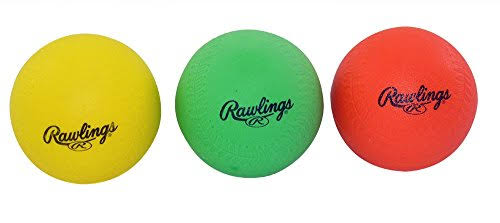 Rawlings Baseball Hit Ball Training Set - 3pk