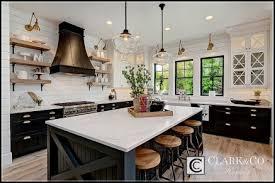 Black White Wood Kitchen Decor Ideas 7