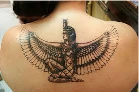 Rihanna Tattoo On Full Back Side 18