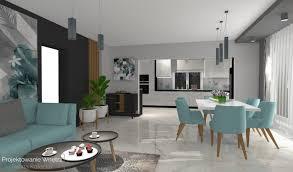 projekte der wohnzimmer projektowanie wnętrz