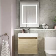 White Double Vanity With Marble Top Basin Unit 60 Inch Sink Vanities