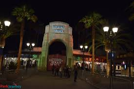 Halloween Horror Nights 2015 Parking Fee by Category