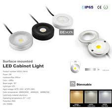 led puck lights 120v 4light led puck light kit with remote